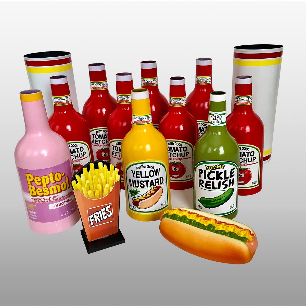 Ketchup Fries n' More