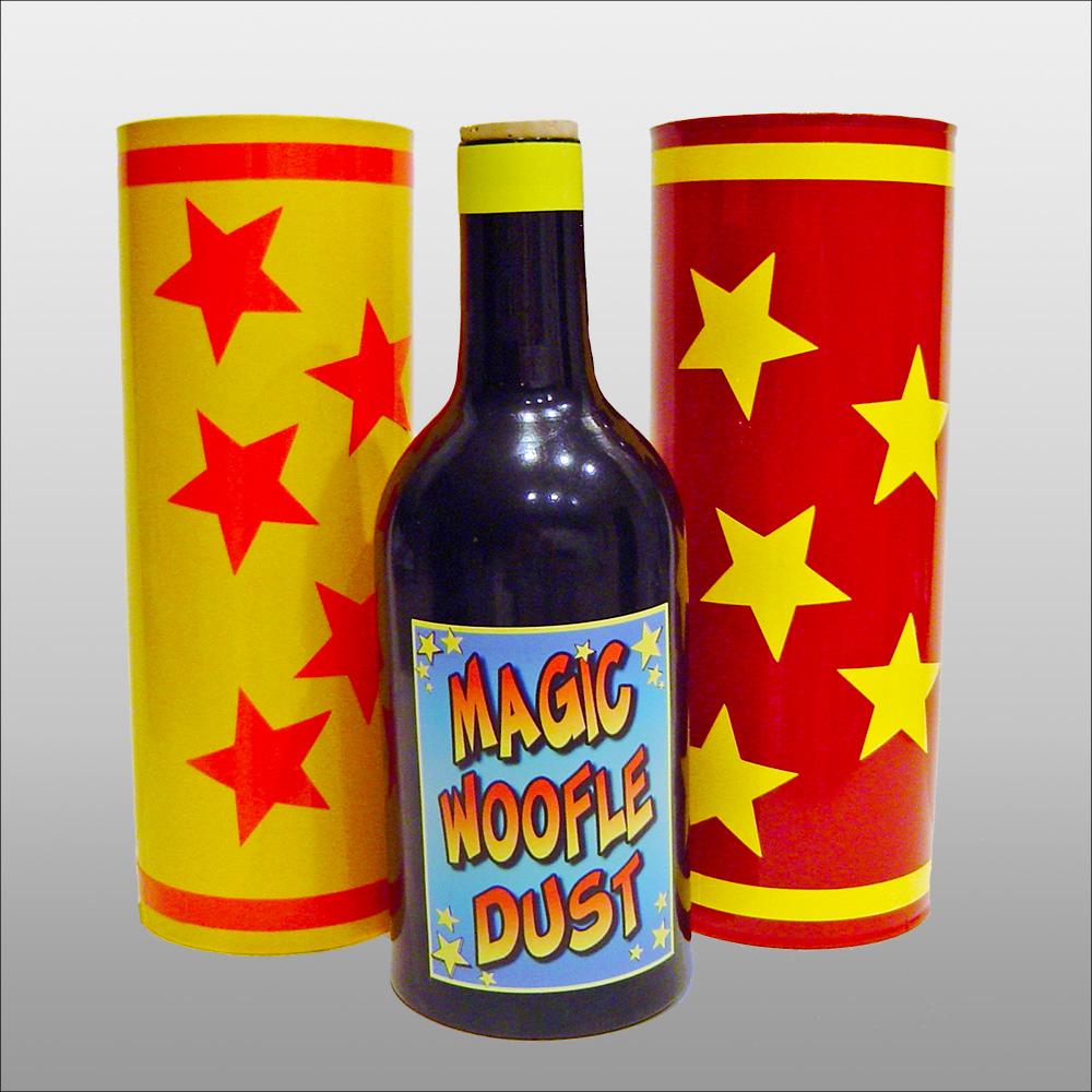 Wacky Wizard Cylinders