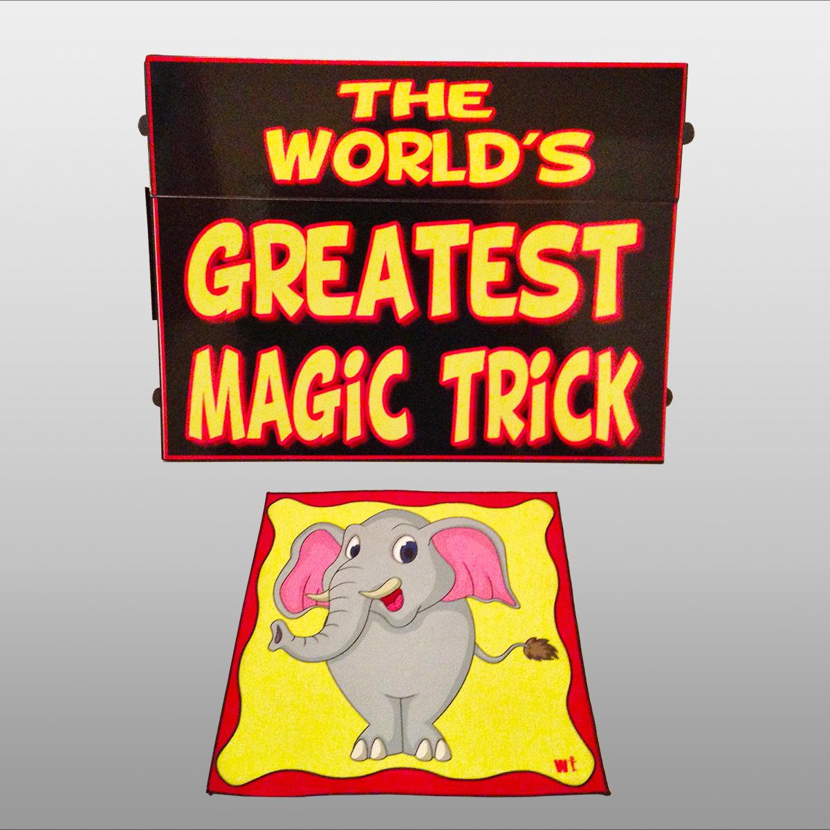 World's Greatest Magic Trick