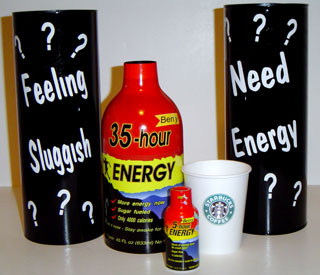 35-Hour Energy Bottles