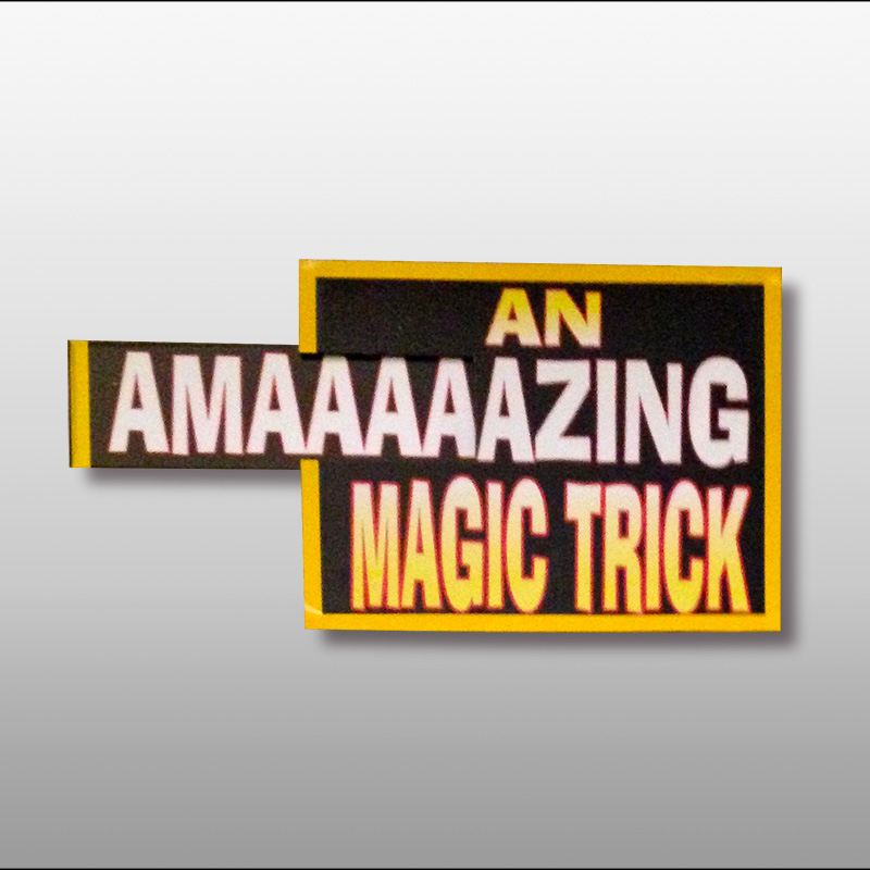 Magic Motion Sign