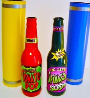 Gross Out Tricky Bottles